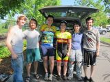 'Field to 'Field Ride Covers the Valley and Raises Stipend Funds!